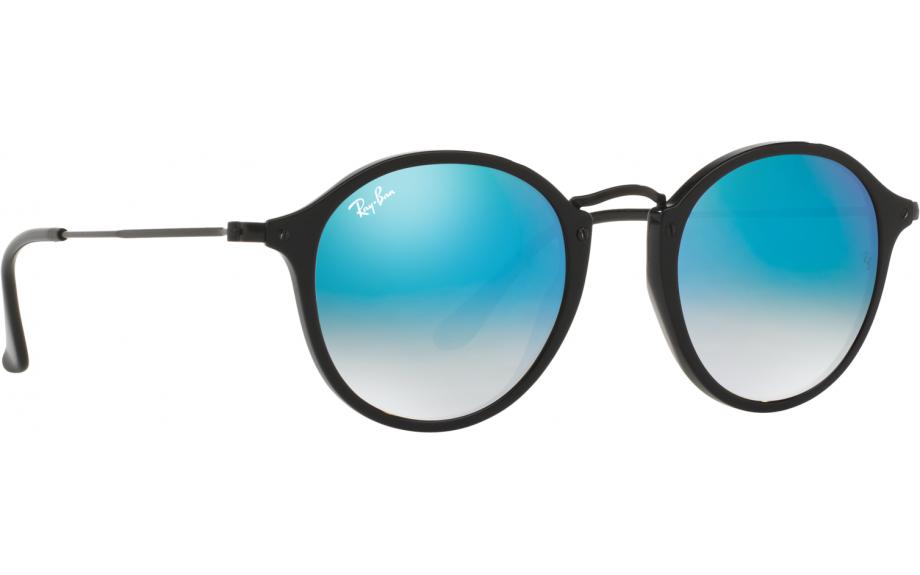 2a5df2449a Ray-Ban Round Fleck RB2447 901 / 4O 49 Óculos de Sol - Envio Grátis |  Estação de sombra