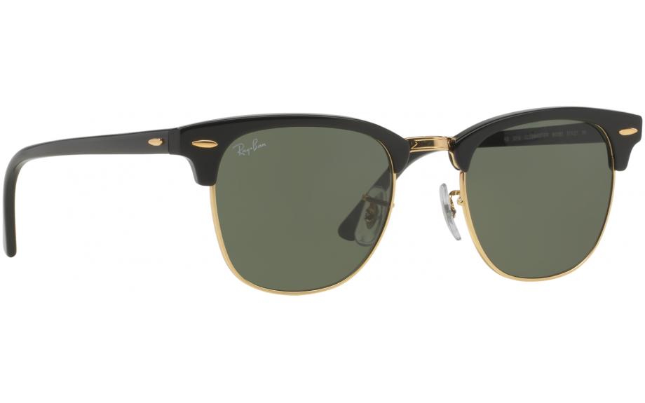 e3df1e224d Ray-Ban Clubmaster RB3016 W0365 51 Óculos de sol - frete grátis ...