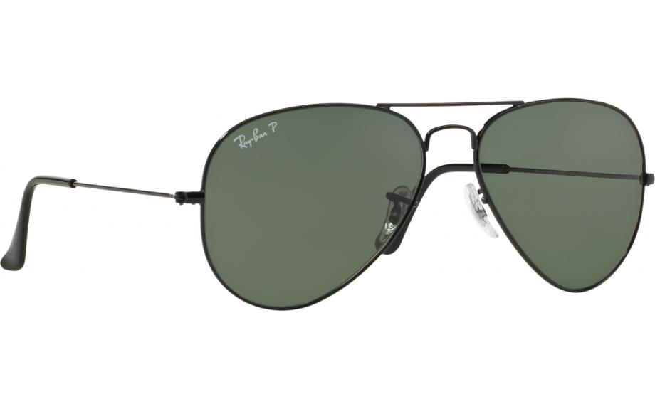 fa16fe9936c2e Ray-Ban Aviator RB3025 002 58 58 Óculos de Sol - Entrega Gratuita ...