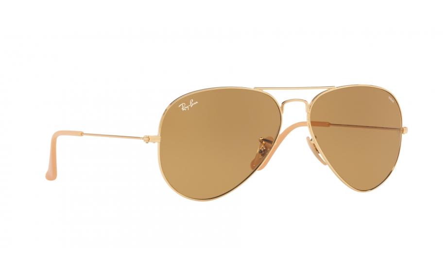 Ray-Ban Aviator RB3025 90644I 55 óculos de sol - frete grátis   Shade  Station 218b765fcd