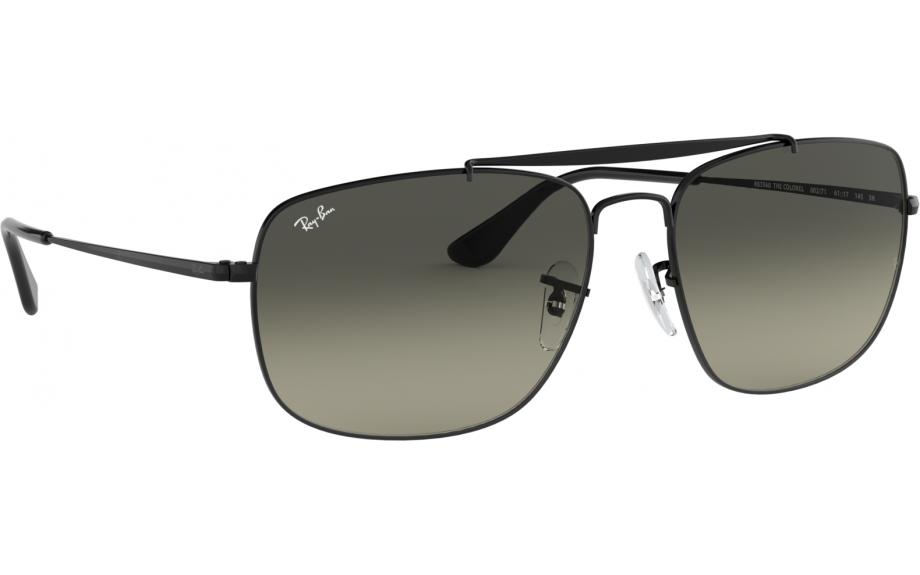 Ray-Ban o coronel RB3560 002 71 61 óculos de sol - frete grátis   Estação  Shade beafba628c