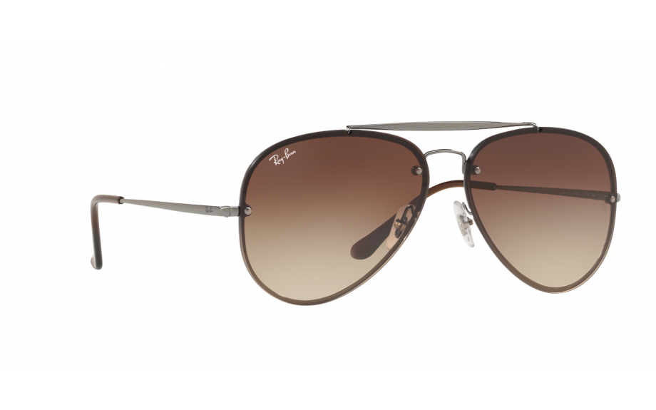 Ray-Ban Blaze Aviator RB3584N 004 13 61 Óculos de sol - frete grátis    Shade Station 17a3f69d5f