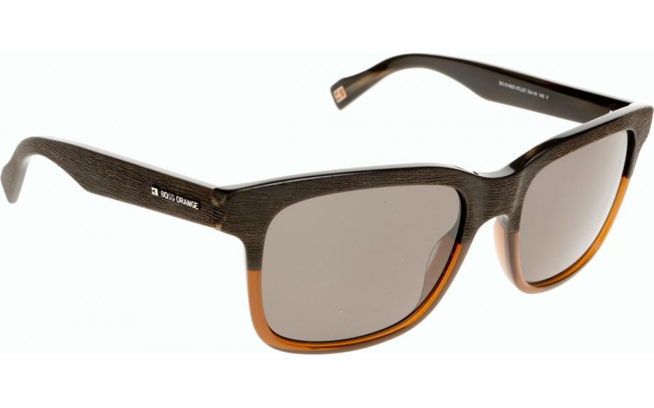 d300c09bd9089 Hugo Boss Orange BO 0148   S 6TL QT 53 Óculos de Sol - Envio Grátis ...