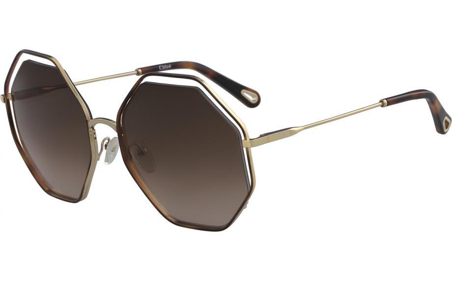 bfd43b902fac8 Chloé Poppy Octagon CE132S 213 58 óculos de sol - frete grátis ...