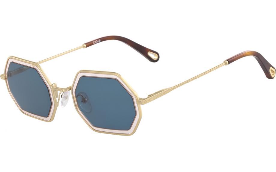 b95c0f76c161f Chloé Tally CE146S 832 53 Óculos de Sol - Frete Grátis