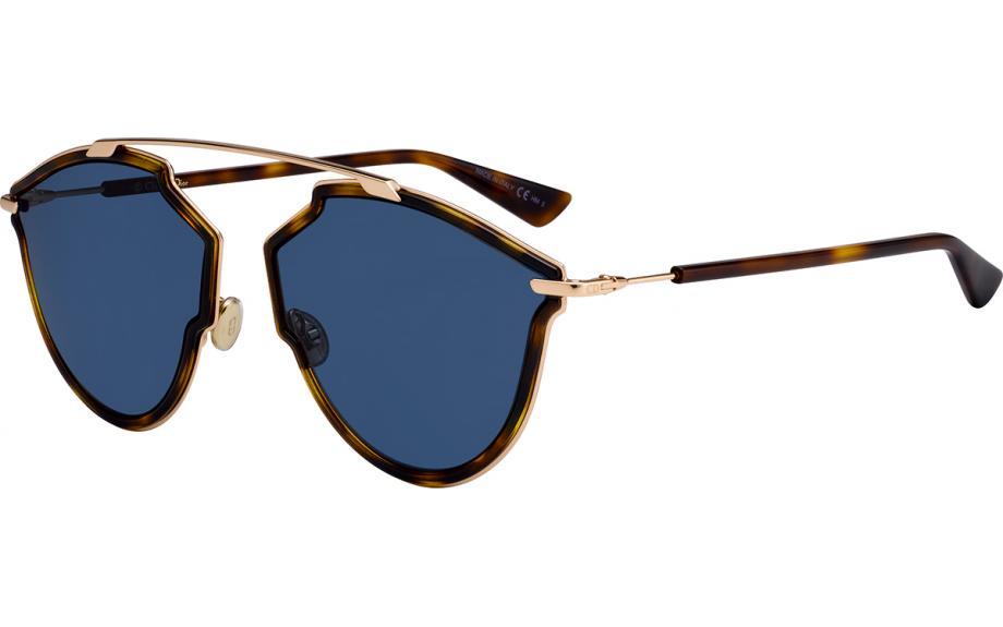 Dior DiorSoRealRise QUM KU 58 óculos de sol - frete grátis   Estação Shade f2647bf9db