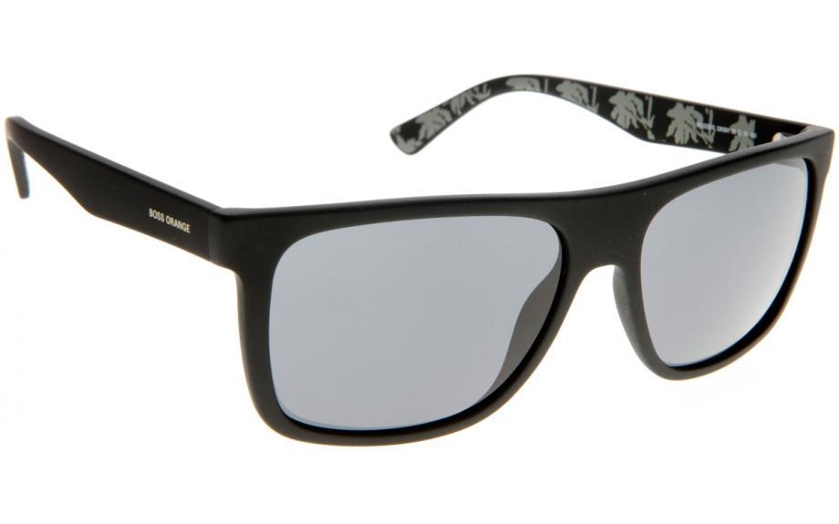a6101b482f58e Hugo Boss Laranja BO 0253   S Q80BN 56 Óculos de Sol - Envio Grátis ...