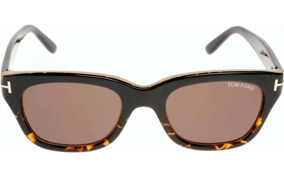 fcb283ad619b5 Tom Ford Snowdon FT0237   S 05J 52 Óculos de Sol - Frete Grátis ...