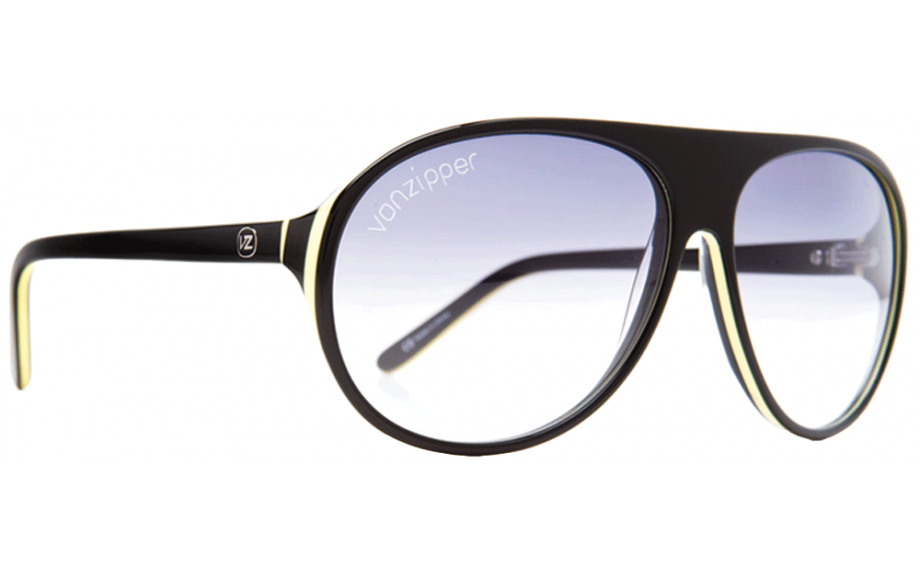Von Zipper Rockford VZ SU75 41 9005 Óculos de Sol - Envio Grátis   Estação  de sombra e6b68dca67