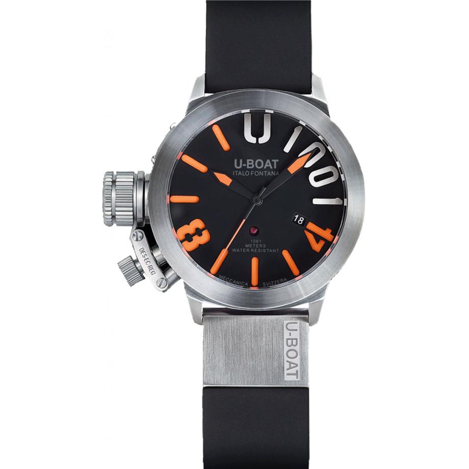d2b7751bb52 Classico 47 U1001 Laranja U-Boat Watch - Frete Grátis